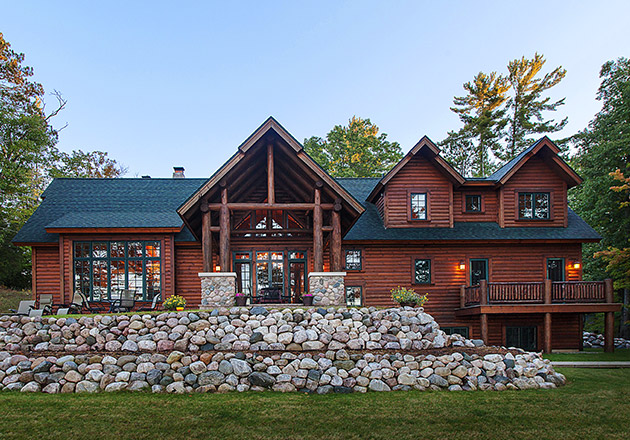 CHALET – Dickinson Homes