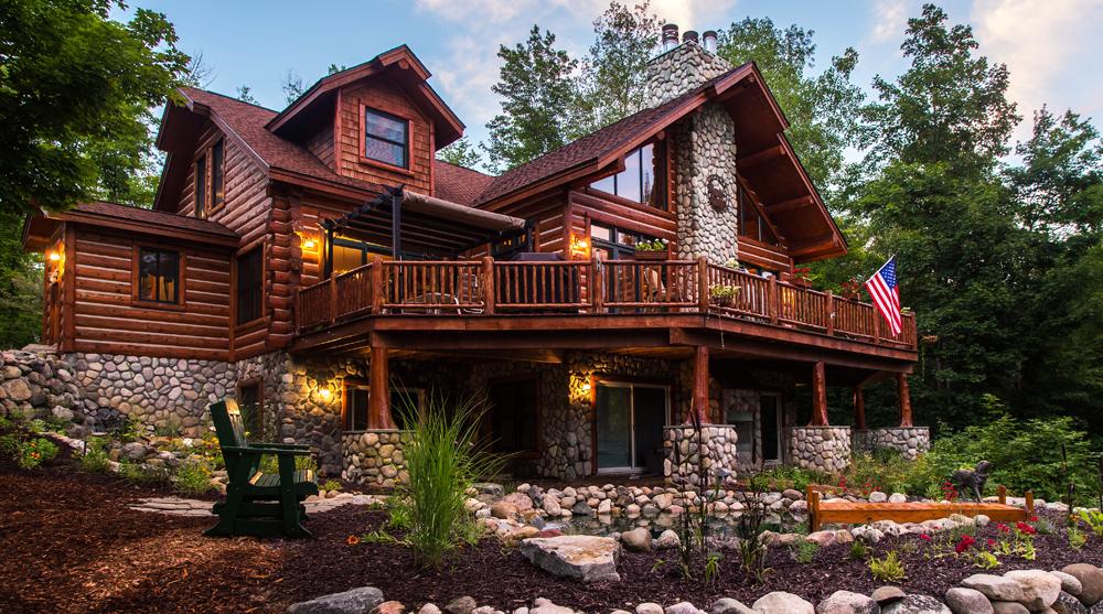 Tremendous Hybrid Log Dickinson Homes Download Free Architecture Designs Ferenbritishbridgeorg